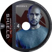 Agents Of S.h.i.e.l.d. - Seizoen 5 - Disc 4