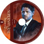Supernatural - Seizoen 12 - Disc 1