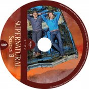 Supernatural - Seizoen 13 - Disc 4