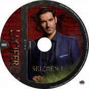 Lucifer - Seizoen 1 - Disc 1