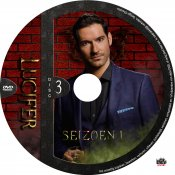 Lucifer - Seizoen 1 - Disc 3