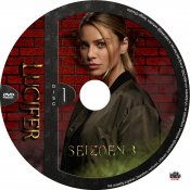 Lucifer - Seizoen 3 - Disc 1