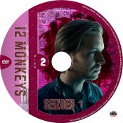 12  Monkeys - Seizoen 1 - Disc 2