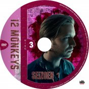 12  Monkeys - Seizoen 1 - Disc 3