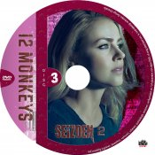12  Monkeys - Seizoen 2 - Disc 3