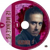12  Monkeys - Seizoen 3 - Disc 1