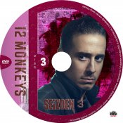 12  Monkeys - Seizoen 3 - Disc 3