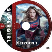 Supergirl - Seizoen 1 - Disc 1