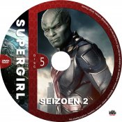 Supergirl - Seizoen 2 - Disc 5