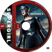 Supergirl - Seizoen 3 - Disc 1