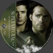 Supernatural Seizoen 11 Dvd 5
