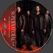Supernatural Seizoen 12 Dvd 3