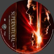 Supernatural Seizoen 13 Dvd 5