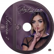 Pretty Little Liars - Seizoen 7 - Disc 6