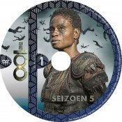 The 100 - Seizoen 5 - Disc 1