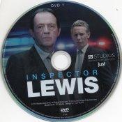 Inspector Lewis Seizoen 7 Dvd 1