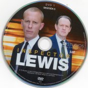 Inspector Lewis Seizoen 8 Dvd 1