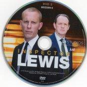 Inspector Lewis Seizoen 8 Dvd 2