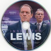 Inspector Lewis Seizoen 9 Dvd 1