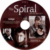 The Spiral Seizoen 4 Dvd 1