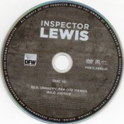 Inspector Lewis Disc 10