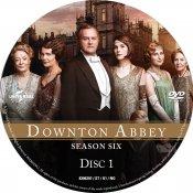 Downton Abbey - Seizoen 6 Disc 1