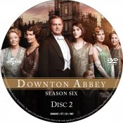 Downton Abbey - Seizoen 6 Disc 2