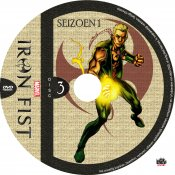 Iron Fist - Seizoen 1 - Disc 3