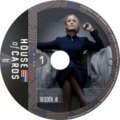 House Of Cards - Seizoen 6 - Disc 1