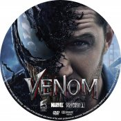 Venom (2018) Label