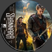 The Shannara Chronicles Seizoen 2 Dvd 3