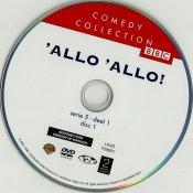 Allo Allo Seizoen  5 Deel 1 Disc 1