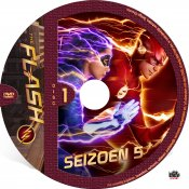 The Flash (2014) - Seizoen 5 - Disc 1