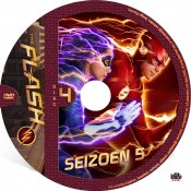 The Flash (2014) - Seizoen 5 - Disc 4