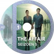 The Affair - Seizoen 5 - Disc 1