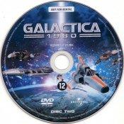 Battlestar Galactica 1980 Disc 2