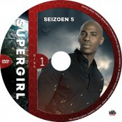 Supergirl - Seizoen 5 - Disc 1