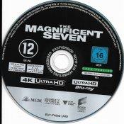 The Magnificent Seven - Label 1 2016 (4k Uhd)