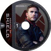 Agents Of S.h.i.e.l.d. - Seizoen 7 - Disc 1