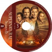 Supernatural - Seizoen 15 - Disc  3