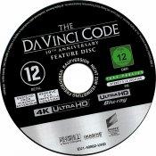 The Da Vinci Code - Label 1 (4k Uhd)