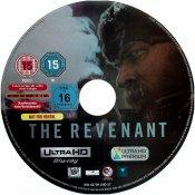 The Revenant - Label 1 (4k Uhd)
